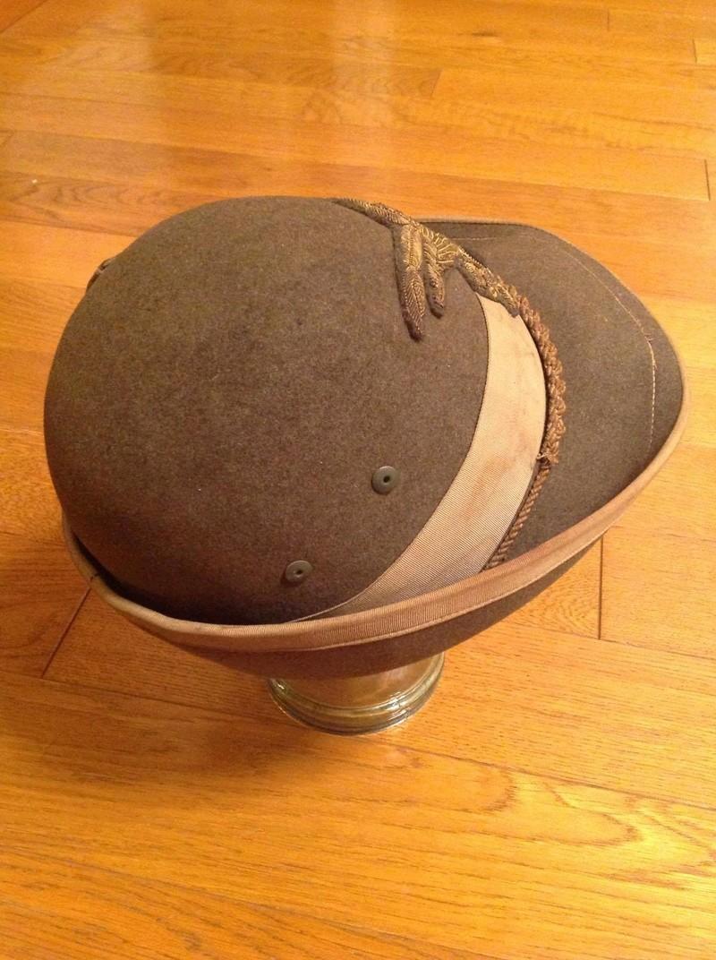 Chapeau d'Alpini Italien – WW1? WW2? 24322110
