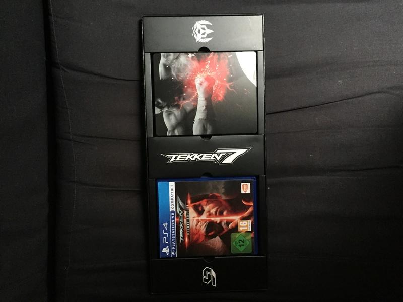 Tekken 7 PS4 Collector  Img_2713
