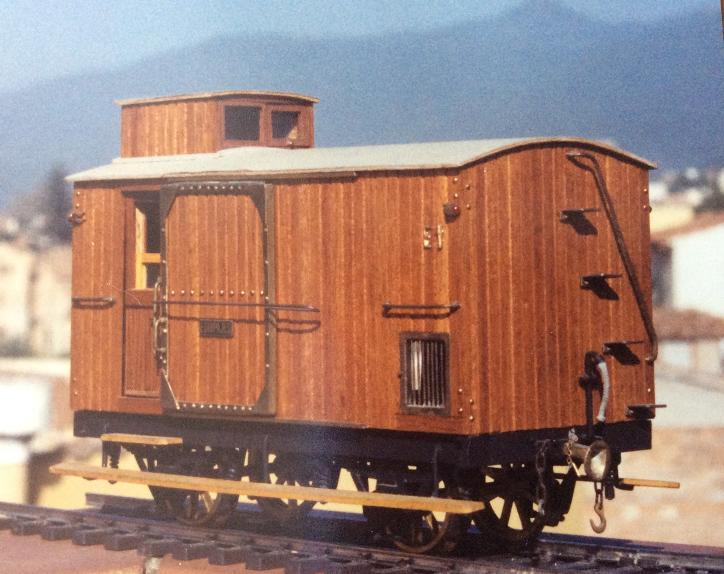 Furgo sèrie 1 a 6 del tren d'Olot A_617