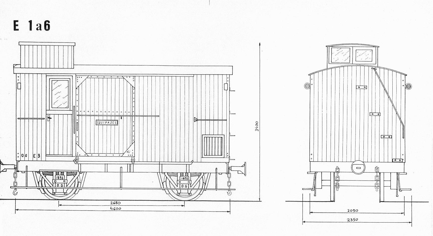 Furgo sèrie 1 a 6 del tren d'Olot Furgo_10