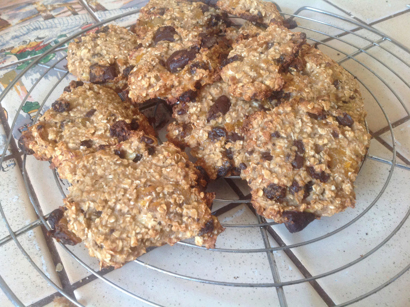 cookies aux flocons d'avoine  Unname10