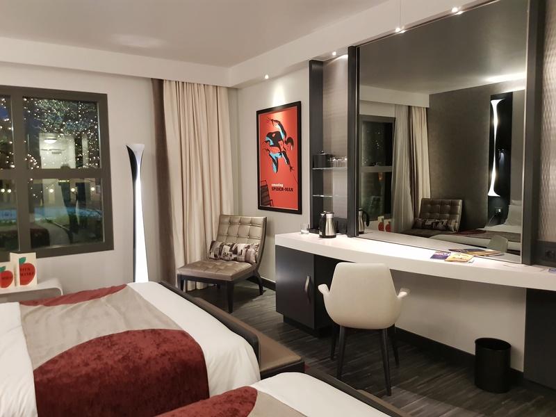 [Hôtel Disney] Disney's Hotel New York - Page 37 20180209