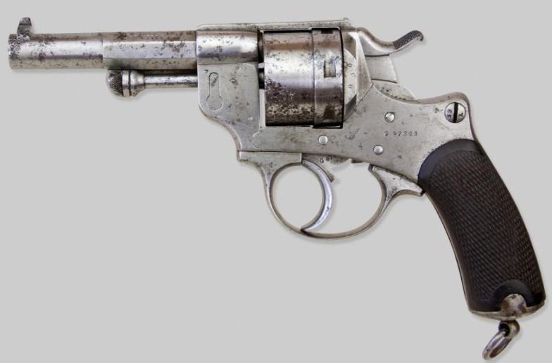 Restauration revolver 1873 G4736512