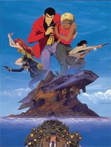 fait - Lupin III fait son cinéma  Lupin_15