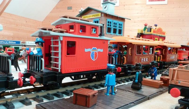 Playmobil / LGB les trains de jardin 15_p1010