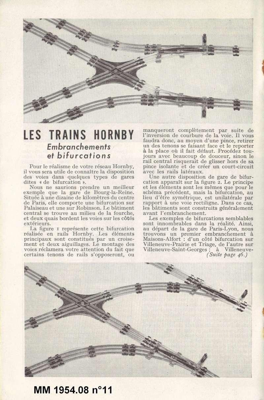 angles des croisements XOE obliques de JEP 1954-011