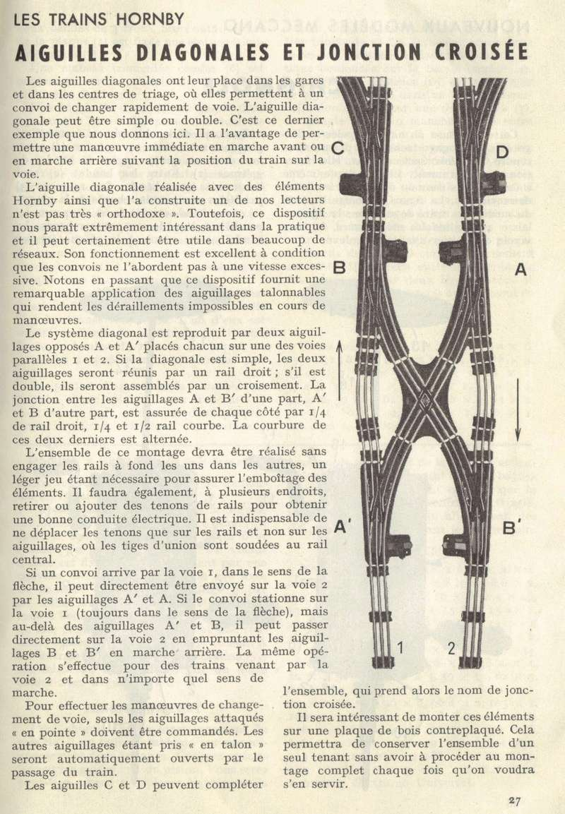 angles des croisements XOE obliques de JEP 1956-110