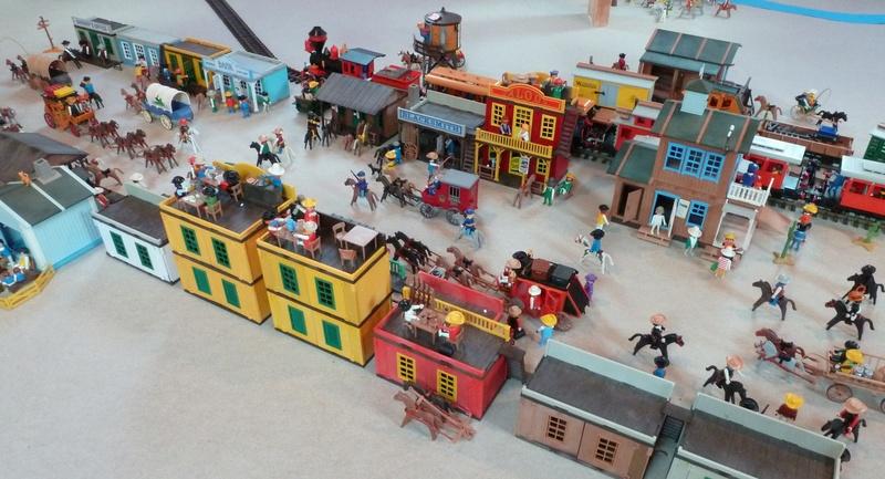 Playmobil / LGB les trains de jardin 8_p10410
