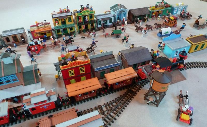 Playmobil / LGB les trains de jardin 9_p10410