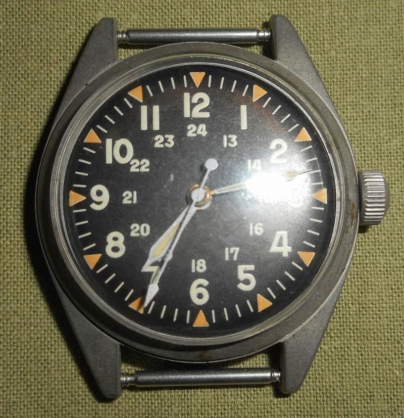Votre avis sur cette Benrus military 1966 S-l16010