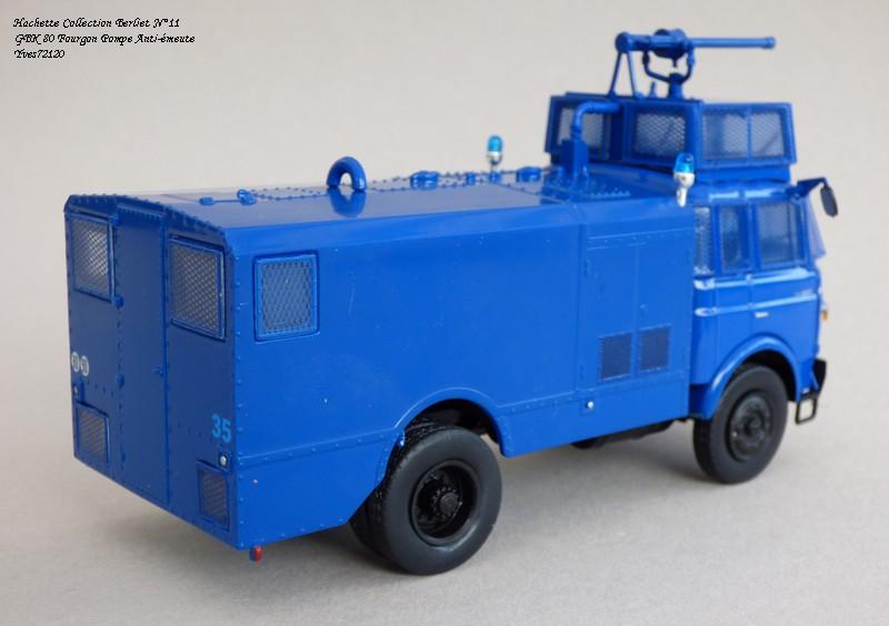 N°11 - GLK 80 1969 Fourgon pompe anti-émeute   Hache113