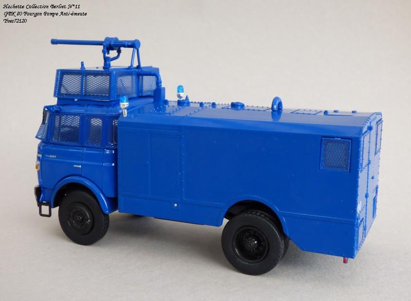 N°11 - GLK 80 1969 Fourgon pompe anti-émeute   Hache114