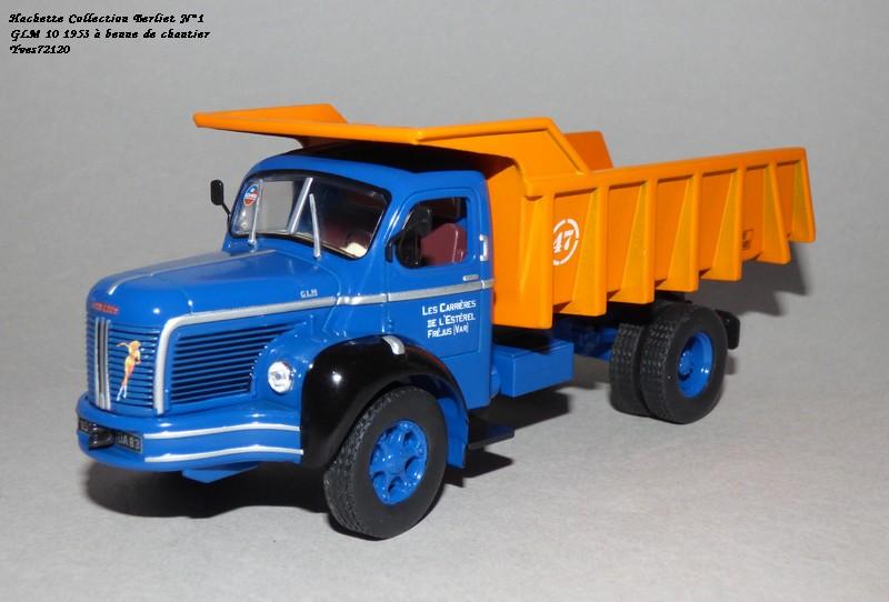 N°01 - GLM 10 1953 à benne de chantier Hachet20