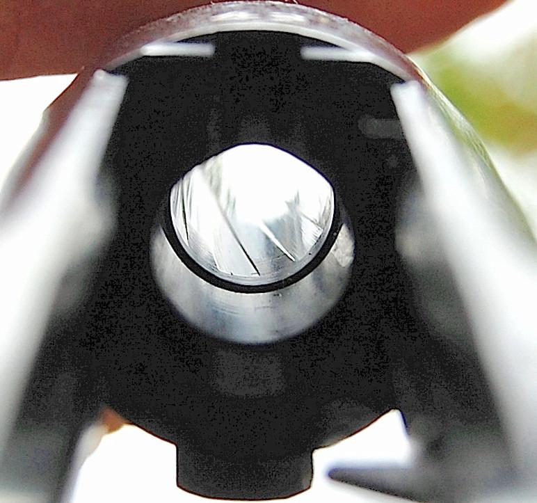 Luger P08 de 1918 Chambr11