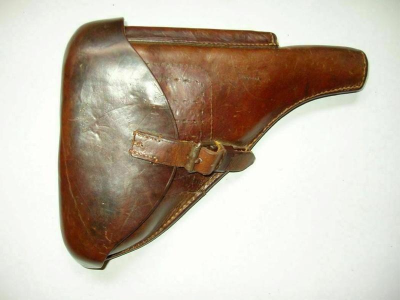 Des étuis de reconditionnement, pour P 08, 1909-1911. Holste19