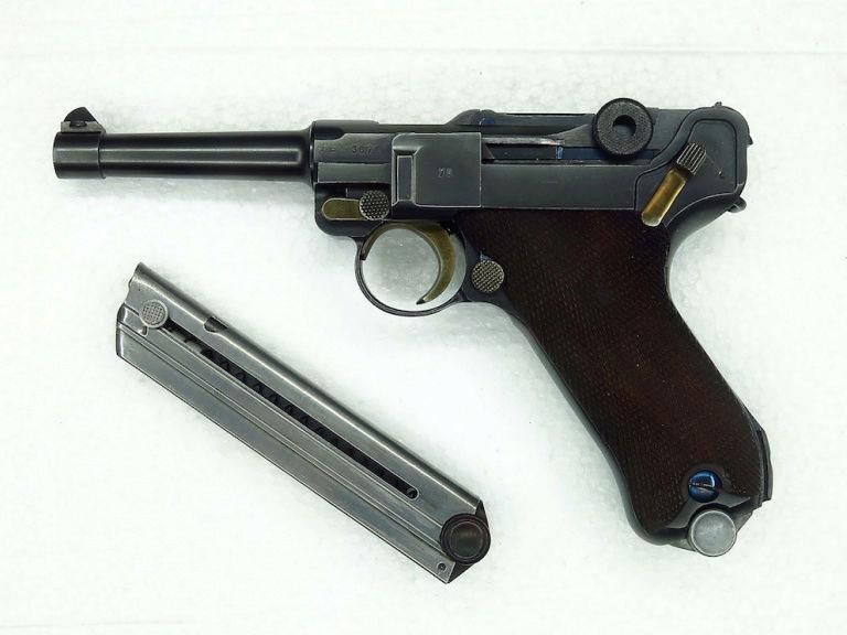 Un rare ensemble de Luger daté de 1936... Img_4712