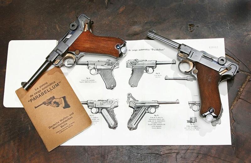 Un rare ensemble de Luger daté de 1936... Img_4915