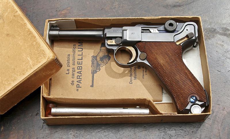 Un rare ensemble de Luger daté de 1936... Img_4916