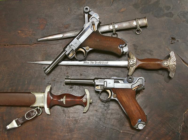 Un rare ensemble de Luger daté de 1936... Img_4918