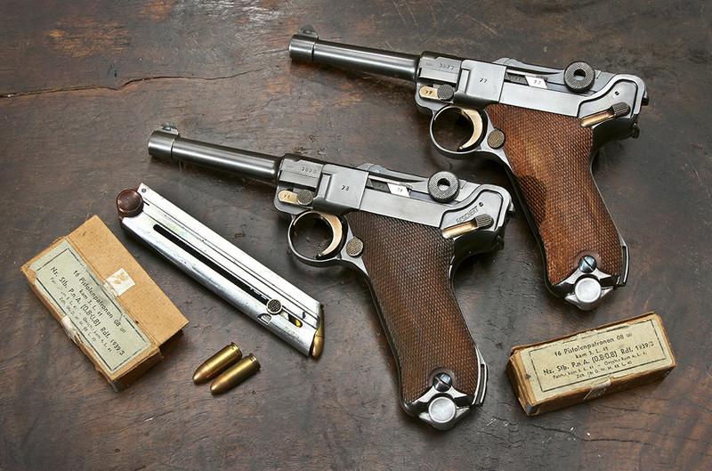 Un rare ensemble de Luger daté de 1936... Img_4921