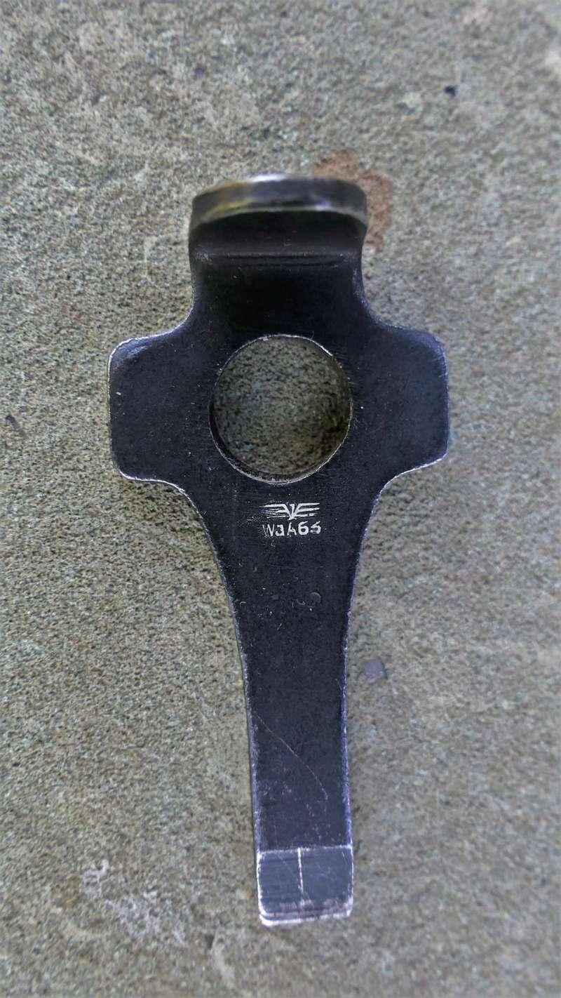 Les petits outils pour les P 08 de l'armée allemande de 1934 à 1942. Outil_31