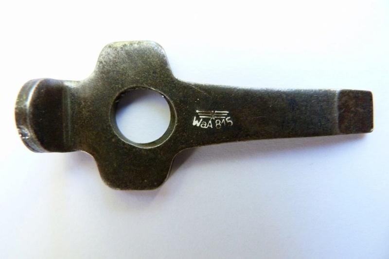 Les petits outils pour les P 08 de l'armée allemande de 1934 à 1942. Outil_41