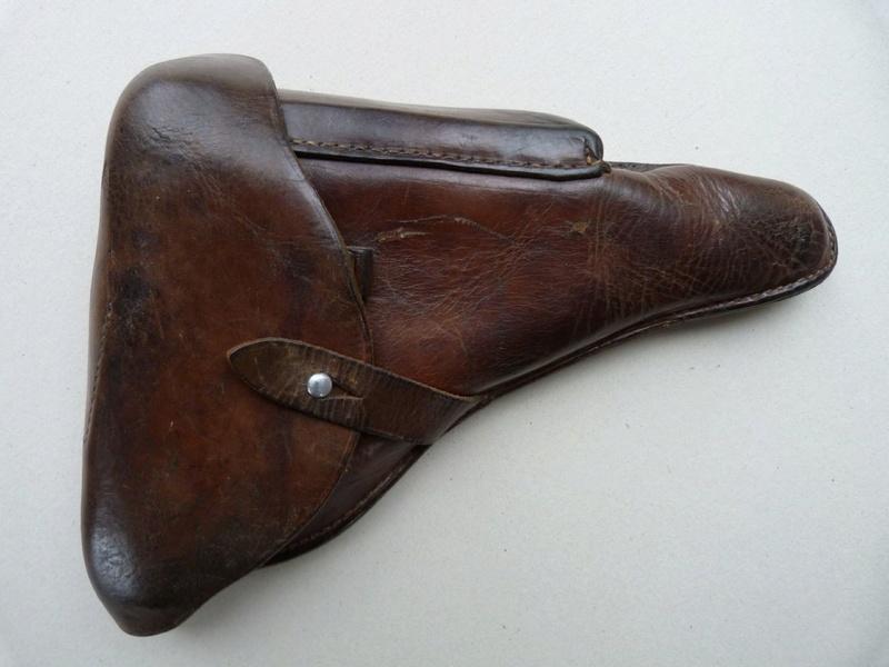 Les petits outils pour les P 08 de l'armée allemande de 1934 à 1942. P1070111