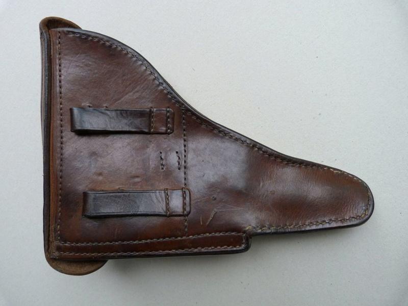 Les petits outils pour les P 08 de l'armée allemande de 1934 à 1942. P1070112