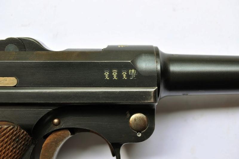 marquages P08 1914 P_08_d11