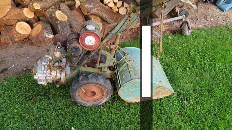 Agria - [Vend] Motoculteur agria 1600 20160810