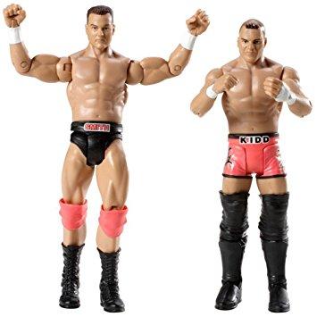 WWE Basic Figures 2-Pack Série 04 (2010) 61dikd10