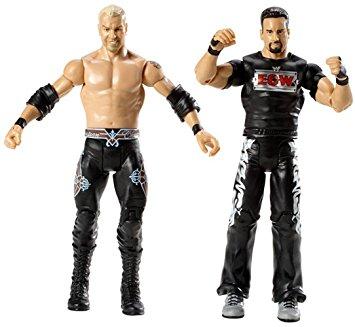 WWE Basic Figures 2-Pack Série 04 (2010) 61rf2910
