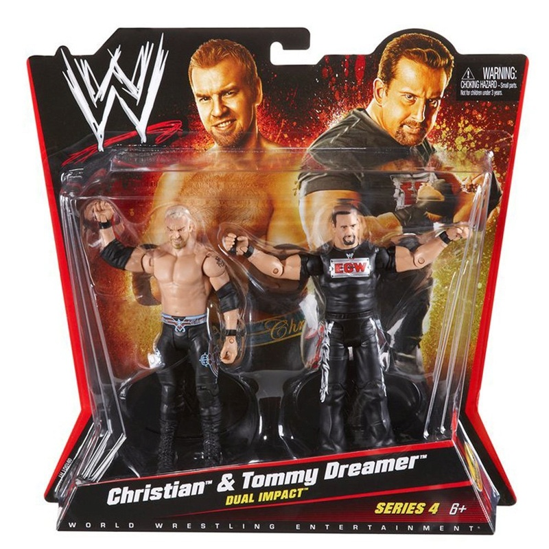WWE Basic Figures 2-Pack Série 04 (2010) 71goqd10