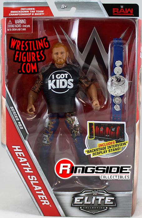 WWE Superstars Series 051 (2015) Elite510