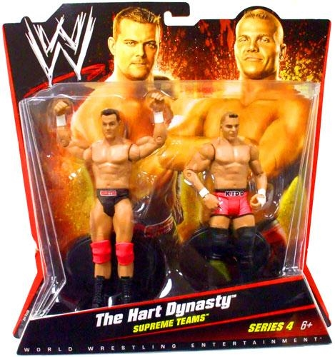 WWE Basic Figures 2-Pack Série 004 (2010) Series11
