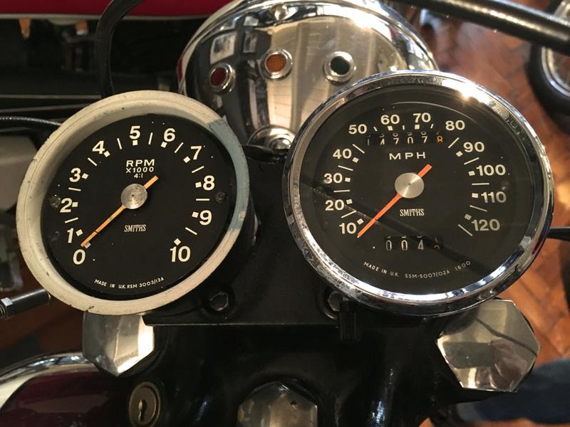 Legend Motor 115