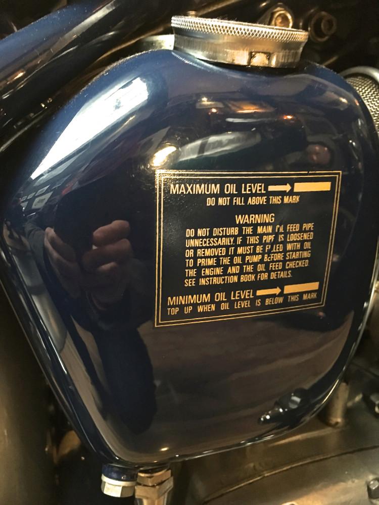 Legend Motor 610
