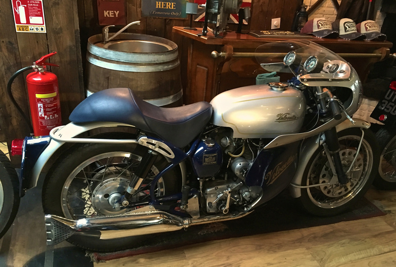 Legend Motor 710