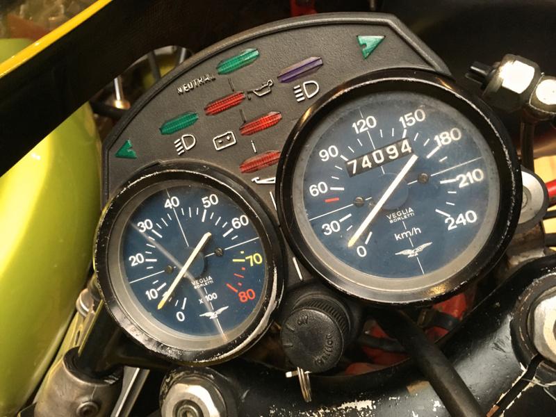 Legend Motor 910