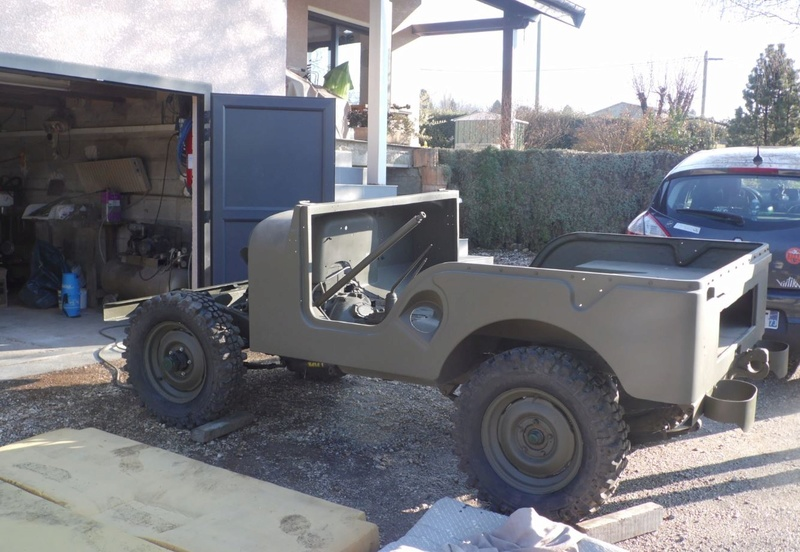 restauration de notre CJ5 1955 Captur60