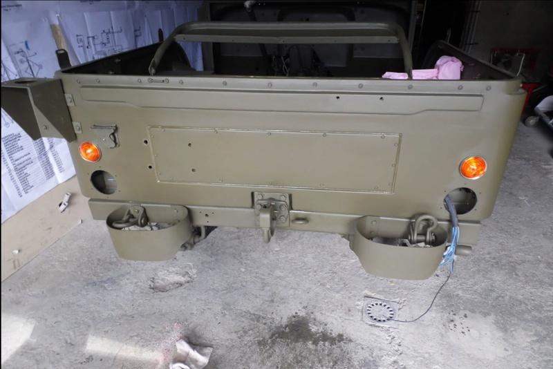 restauration de notre CJ5 1955 Captur67