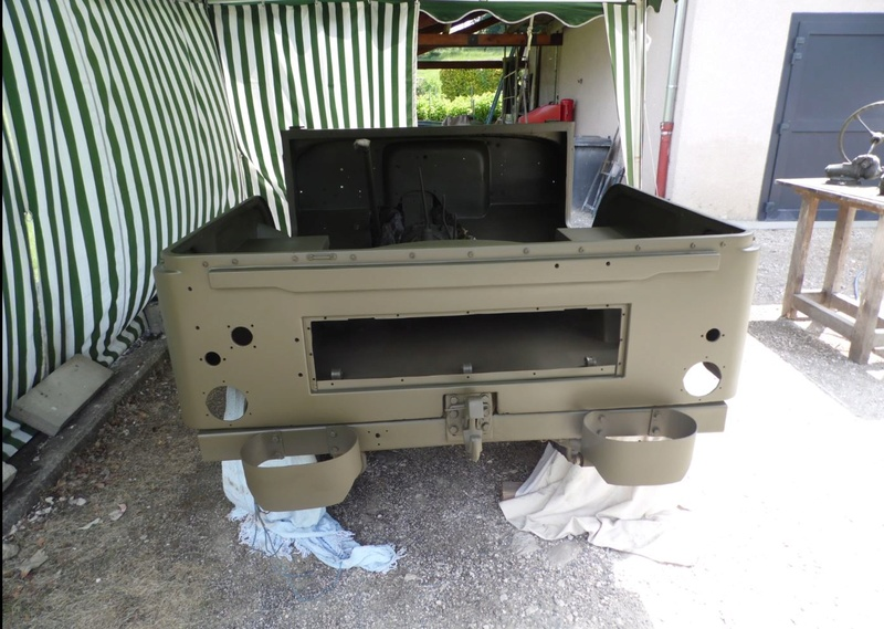 restauration de notre CJ5 1955 Captur69
