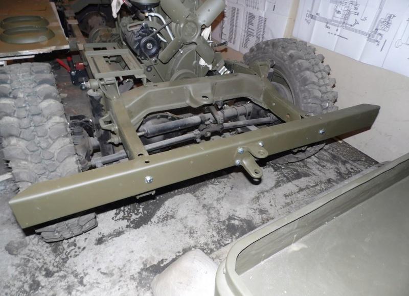 restauration de notre CJ5 1955 Captur72