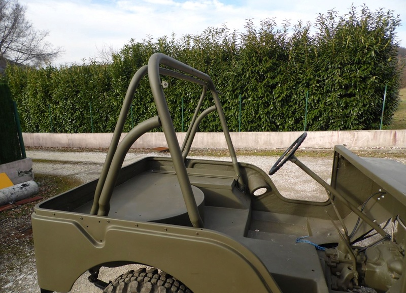 restauration de notre CJ5 1955 Captur79