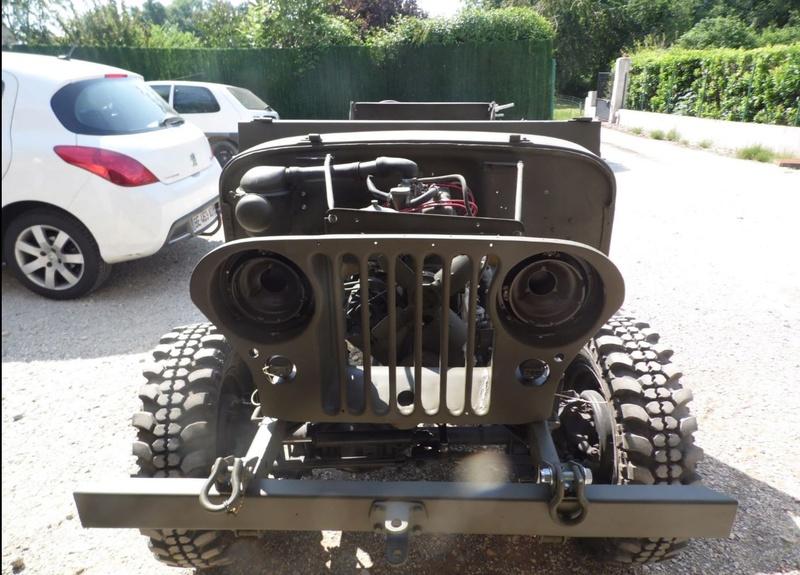 restauration de notre CJ5 1955 Captur81