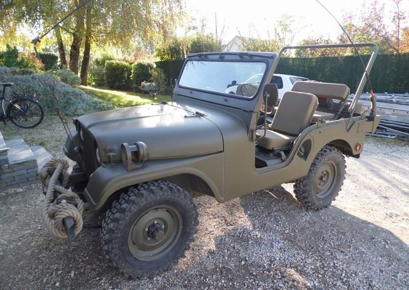restauration de notre CJ5 1955 Captur86