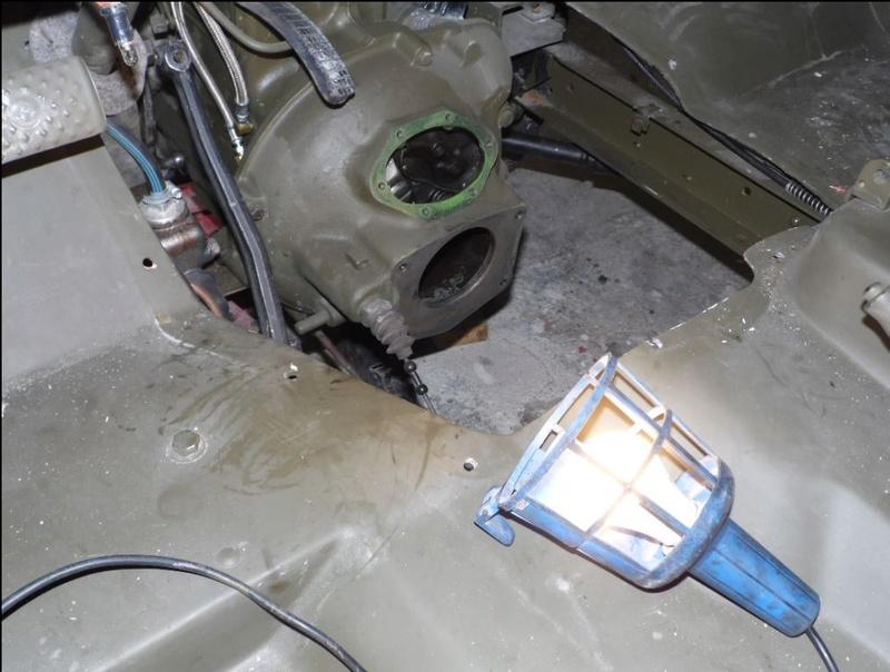 restauration de notre CJ5 1955 Captur92