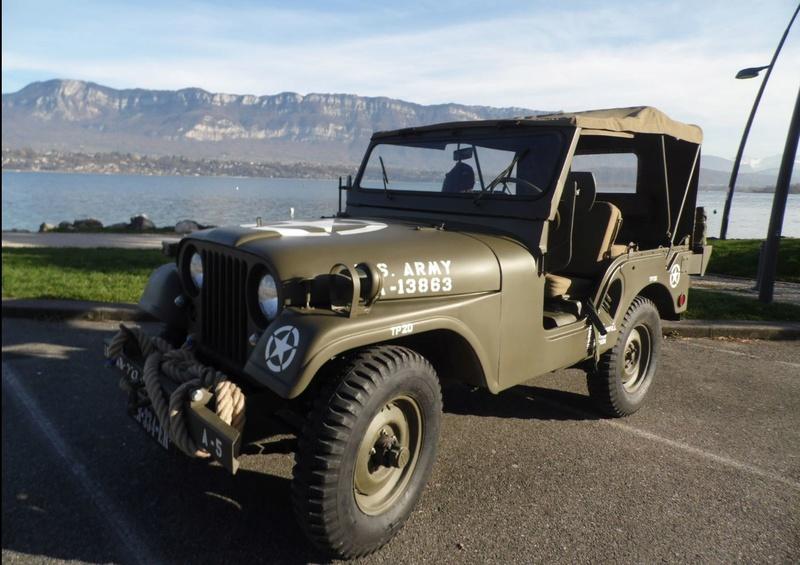 restauration de notre CJ5 1955 Captur98