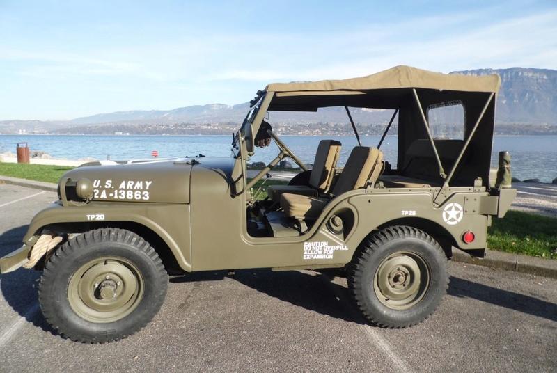 restauration de notre CJ5 1955 Captur99