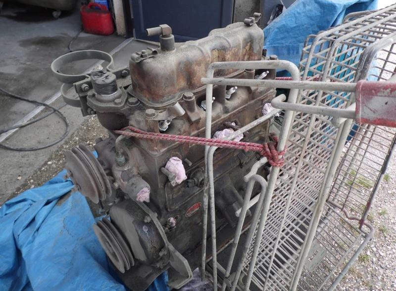 restauration de notre CJ5 1955 Jeep_r13